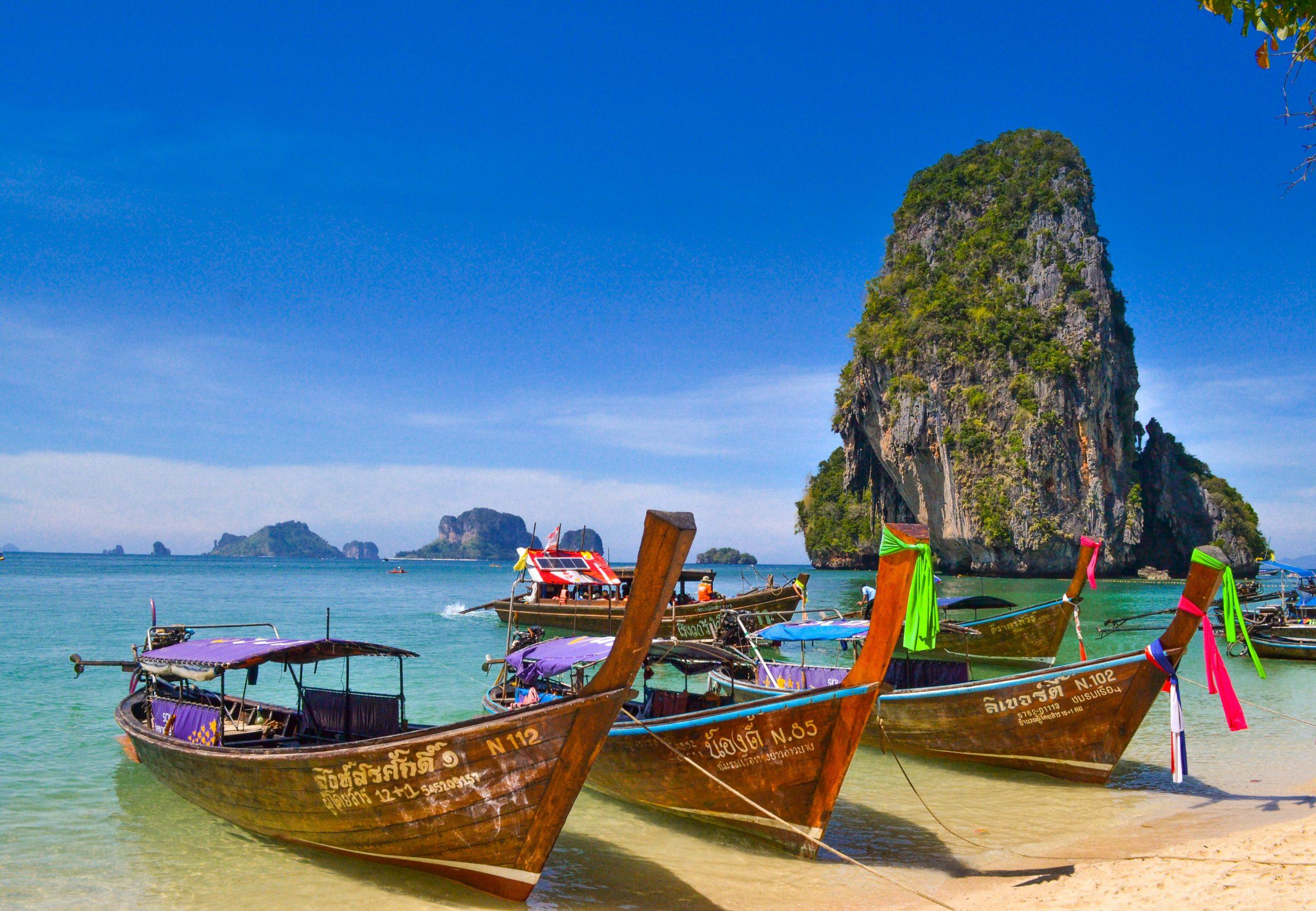 Jak podróżować po Tajlandii?